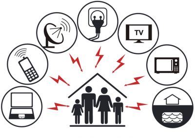 Ondehome electrosmog micro-ondes - ces ondes qui affectent notre santé et augmentent notre stress