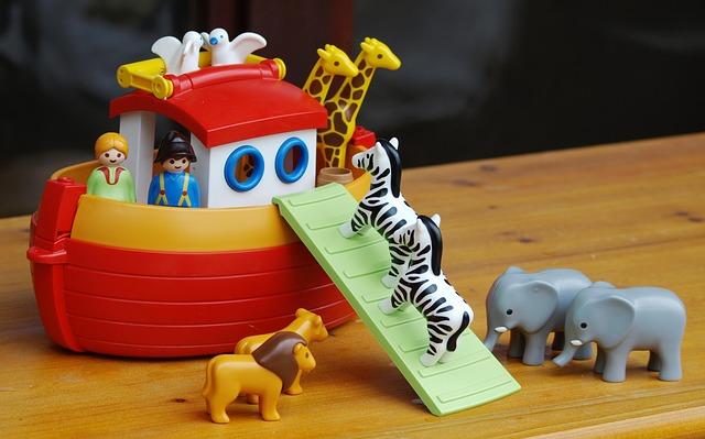 Arche de Noë - Ondes électromagnétique des mobiles, comment y échapper