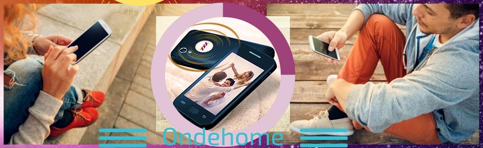 le nouvel ondehome g6 patch de protection anti ondes t l phone portable. Black Bedroom Furniture Sets. Home Design Ideas