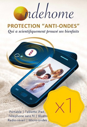 Nouveau Patch de Protection Anti Ondes : Ondehome G6