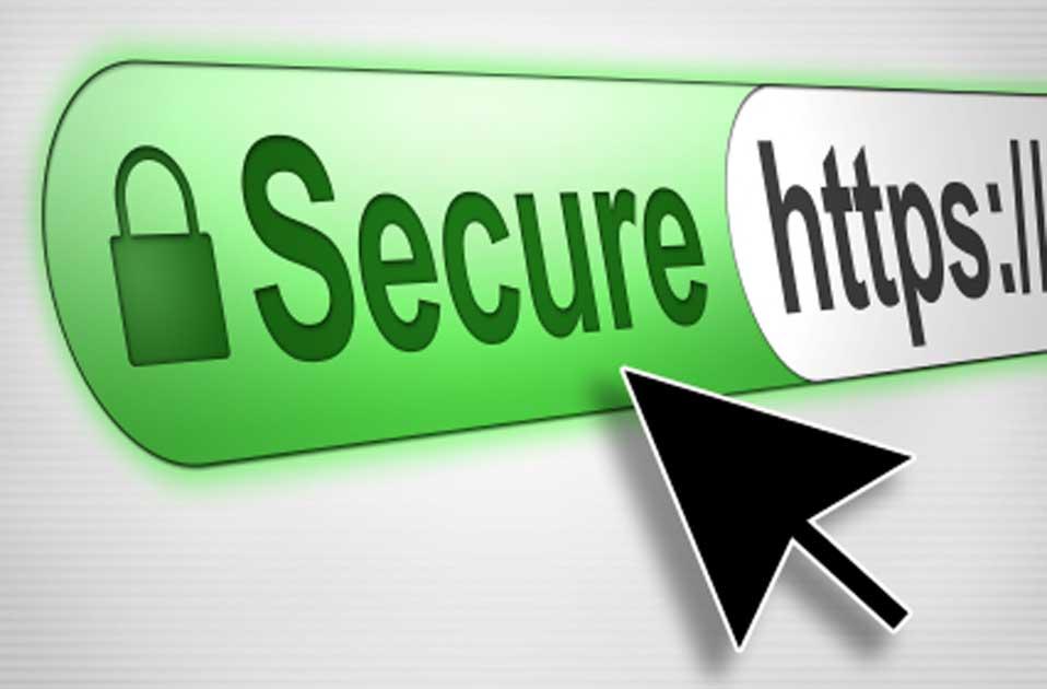 Rajout d'une 2è couche de sécurisation SSL/Https sur tout notre site