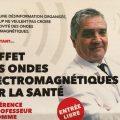 Programme des Conférences en France et à l'International sur le site Officiel de l'ARTAC : Pr Belpomme - électro-hypersensibilité...
