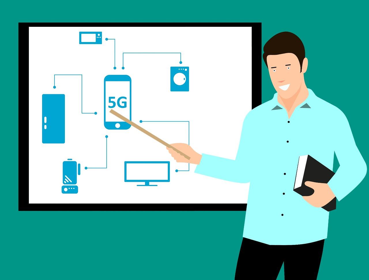 La 5G, un danger pour l'Homme et la planète ? (Micro-ondes et Antennes Relais)